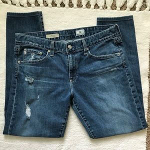 The Nikki AG Skinny Jeans
